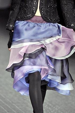 Mariella Burani Fall 2007 Ready-to-wear Detail - 003