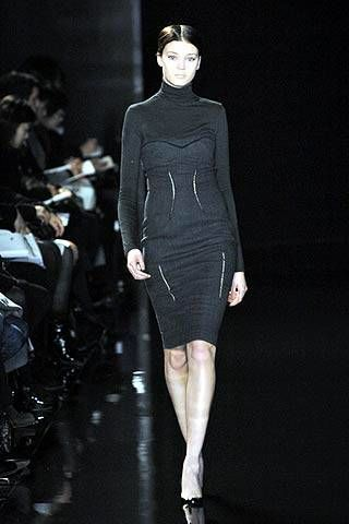 Antonio Berardi Fall 2007 Ready-to-wear Collections - 002