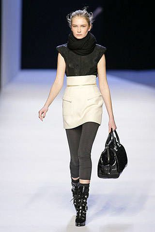 Barbara Bui Fall 2007 Ready-to-wear Collections - 002
