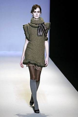 Collette Dinnigan Fall 2007 Ready-to-wear Collections - 003