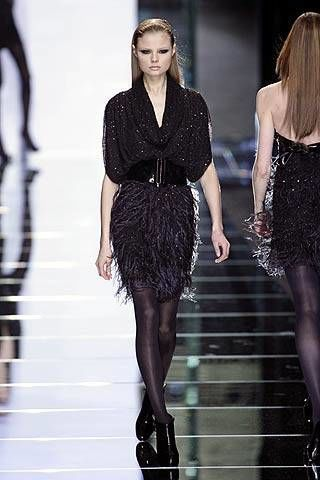 Elie Saab Fall 2007 Ready-to-wear Collections - 002