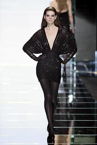 Elie Saab Fall 2007 Ready-to-wear Collections - 003