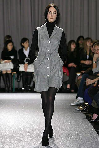 Martin Grant Fall 2007 Ready-to-wear Collections - 002