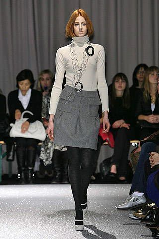 Martin Grant Fall 2007 Ready-to-wear Collections - 003