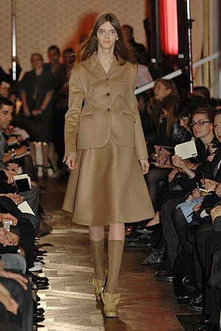 Miu Miu Fall 2007 Ready-to-wear Collections - 002