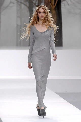 Nina Ricci Fall 2007 Ready-to-wear Collections - 002