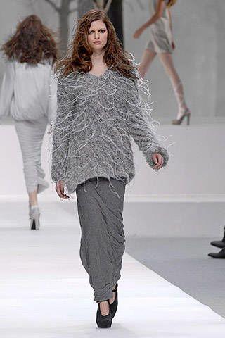 Nina Ricci Fall 2007 Ready-to-wear Collections - 003