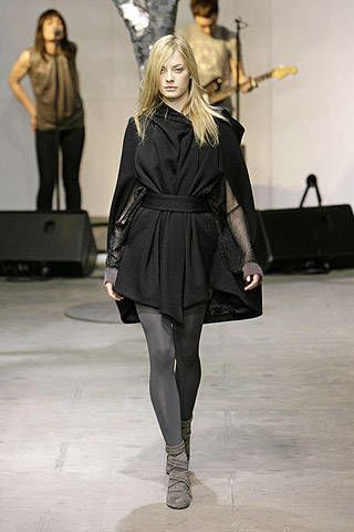 Vanessa Bruno Fall 2007 Ready-to-wear Collections - 002