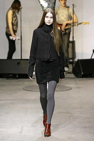Vanessa Bruno Fall 2007 Ready-to-wear Collections - 003