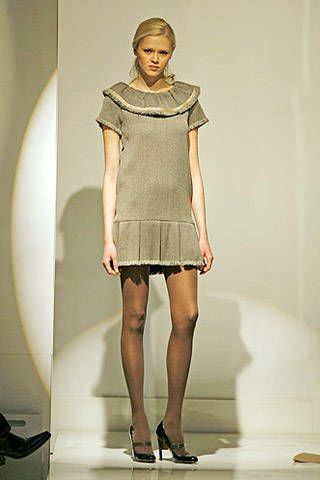 Alice + Olivia Fall 2007 Ready-to-wear Collections - 002