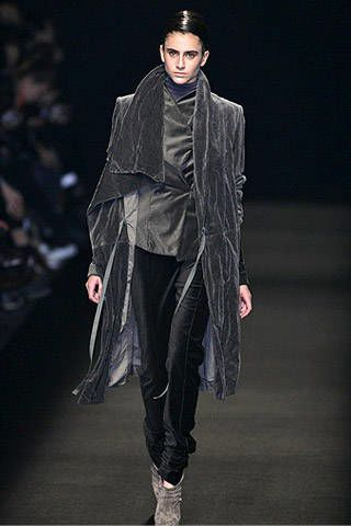 Haider Ackermann Fall 2007 Ready-to-wear Collections - 002