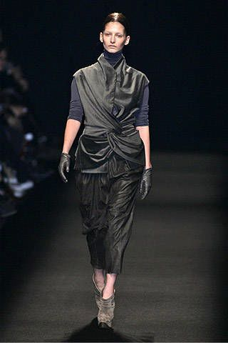 Haider Ackermann Fall 2007 Ready-to-wear Collections - 003