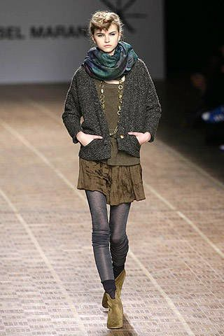 Isabel Marant Fall 2007 Ready-to-wear Collections - 002