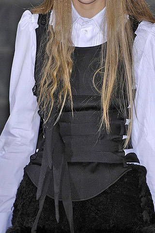 A.F. Vandevorst Fall 2007 Ready-to-wear Detail - 003