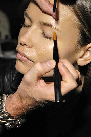 Balmain Fall 2007 Ready-to-wear Backstage - 003