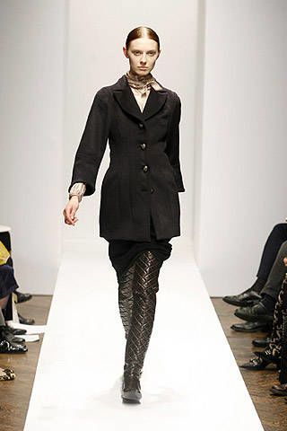 Derecuny Fall 2007 Ready-to-wear Collections - 002