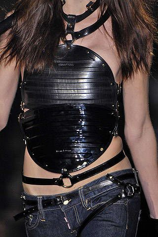 Dsquared Fall 2007 Ready-to-wear Detail - 002
