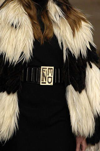 Fendi Fall 2007 Ready&#45&#x3B;to&#45&#x3B;wear Detail &#45&#x3B; 002