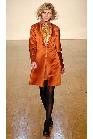 Gustavo Arango Fall 2007 Ready&#45&#x3B;to&#45&#x3B;wear Collections &#45&#x3B; 002
