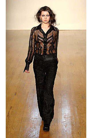 Gustavo Arango Fall 2007 Ready&#45&#x3B;to&#45&#x3B;wear Collections &#45&#x3B; 003