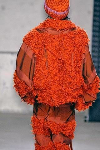 Issey Miyake Fall 2007 Ready-to-wear Detail - 003