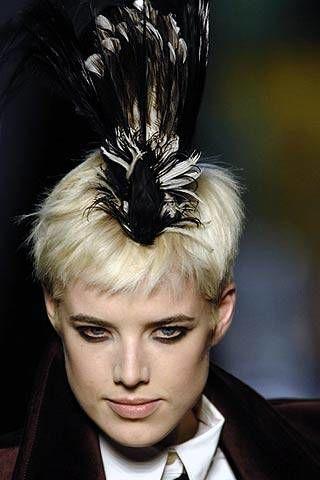 Jean Paul Gaultier Fall 2007 Ready-to-wear Detail - 002