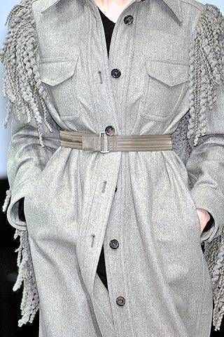 Max Mara Fall 2007 Ready-to-wear Detail - 003
