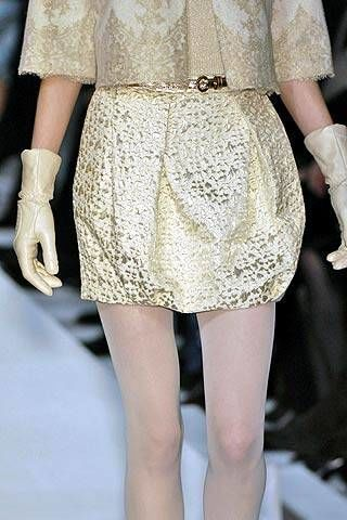 Moschino Fall 2007 Ready-to-wear Detail - 003