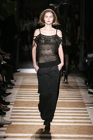 Sue Stemp Fall 2007 Ready-to-wear Collections - 003