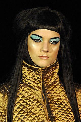 Alexander McQueen Fall 2007 Ready-to-wear Detail - 003