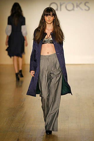 Araks Fall 2007 Ready-to-wear Collections - 003