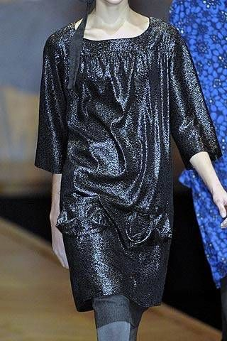 Cacharel Fall 2007 Ready-to-wear Detail - 003