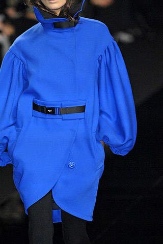 Emanuel Ungaro Fall 2007 Ready-to-wear Detail - 002