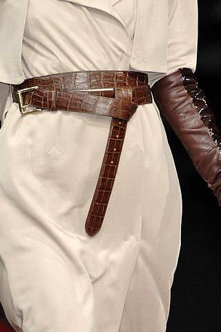 Guy Laroche Fall 2007 Ready-to-wear Detail - 003