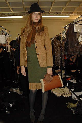 Hermès Fall 2007 Ready-to-wear Backstage - 002