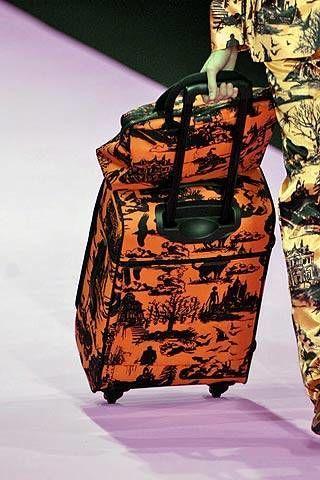 Jean-Charles de Castelbajac Fall 2007 Ready-to-wear Detail - 002