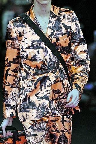 Jean-Charles de Castelbajac Fall 2007 Ready-to-wear Detail - 003