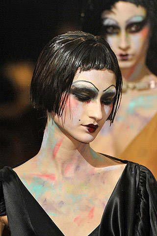John Galliano Fall 2007 Ready-to-wear Detail - 002