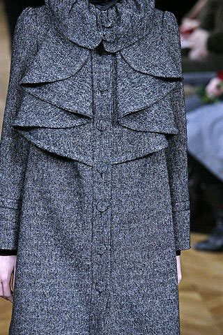 Josep Font Fall 2007 Ready-to-wear Detail - 002