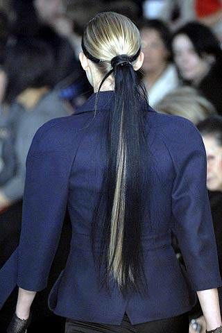 Karl Lagerfeld Fall 2007 Ready-to-wear Detail - 002