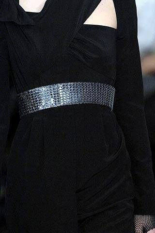 Karl Lagerfeld Fall 2007 Ready-to-wear Detail - 003