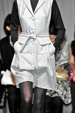 Martin Grant Fall 2007 Ready-to-wear Detail - 003