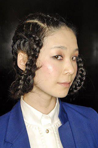 Tsumori Chisato Fall 2007 Ready-to-wear Backstage - 002