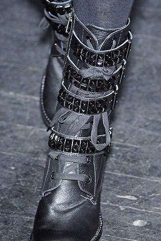 Veronique Branquinho Fall 2007 Ready-to-wear Detail - 002