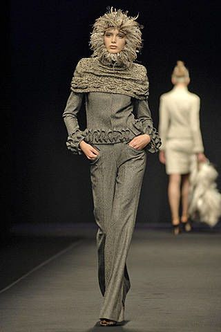 Christophe Josse Fall 2007 Haute Couture Collections - 003