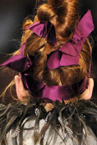 Christophe Josse Fall 2007 Haute Couture Detail - 003
