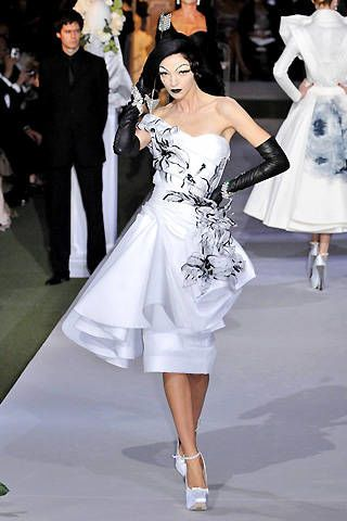 Christian Dior Fall 2007 Haute Couture Collections - 003