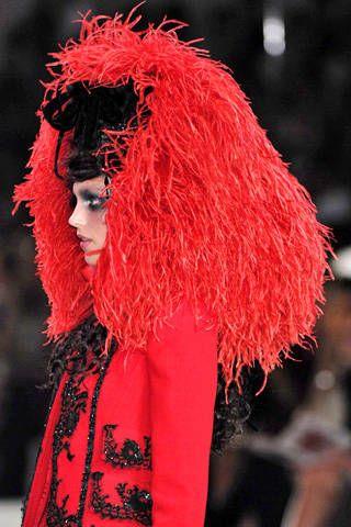 Christian Lacroix Fall 2007 Haute Couture Detail - 004