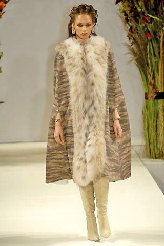 Gerald Watelet Fall 2007 Haute Couture Collections &#45&#x3B; 002