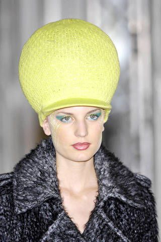 Lefranc Ferrant Fall 2007 Haute Couture Detail - 004